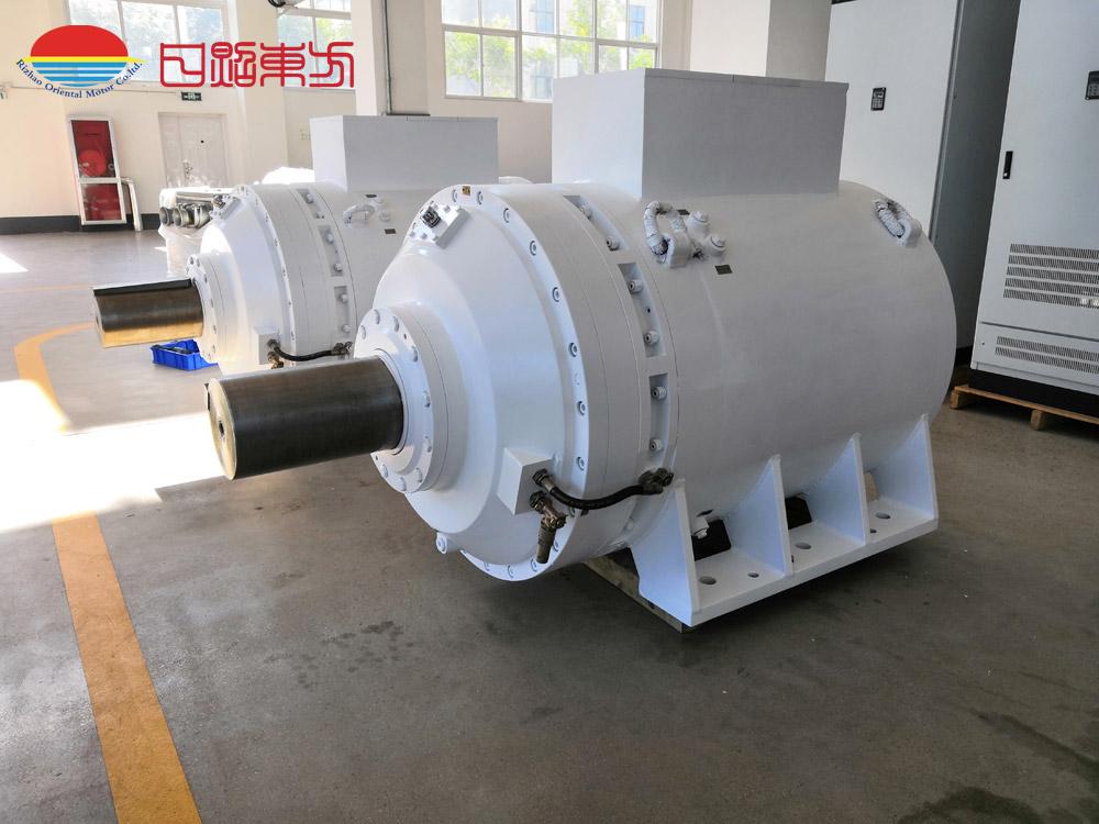 1140V,500kW,75rpm皮带机电机