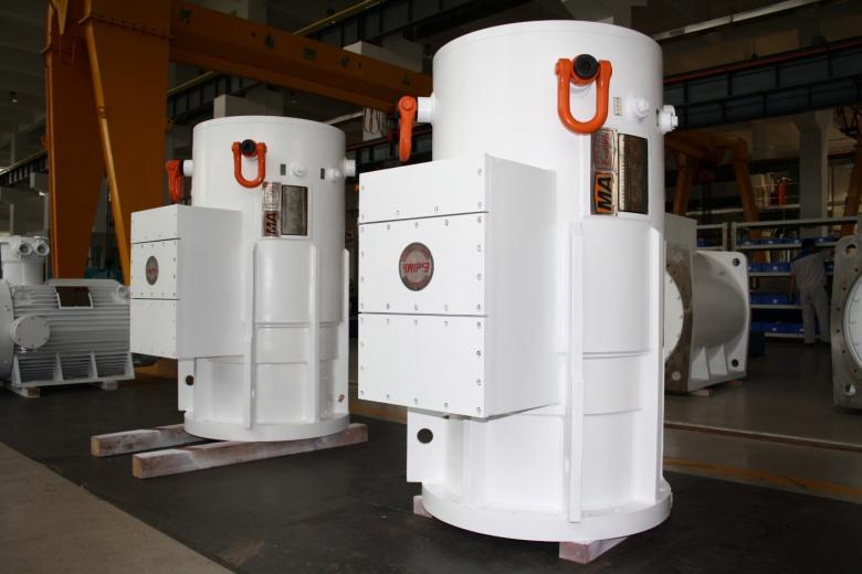 水利工程福彩3D论坛立式低压低速永磁同步电机